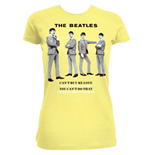 T-shirt The Beatles: You Can't Do That