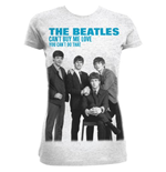 T-shirt The Beatles: You Can't Buy Me Love