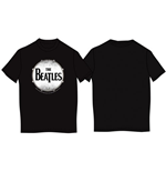 T-shirt The Beatles: Drum skin