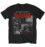 T-shirt The Beatles: Here they come