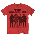 T-shirt The Beatles: Long Tall