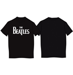 T-shirt Beatles: Drop T Logo