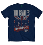 T-shirt The Beatles: Liverpool England 1962