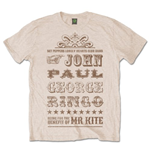 T-shirt The Beatles: Mr Kite