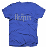 T-shirt The Beatles: Drop T Logo en Strass