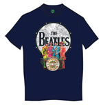 T-shirt The Beatles: Sgt Pepper & Drum