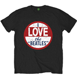 T-shirt The Beatles: I love The Beatles