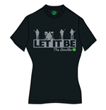 T-shirt The Beatles: Rooftop