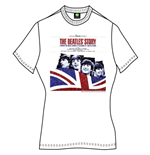 T-shirt The Beatles: The Beatles Story