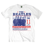 T-shirt The Beatles: Washington Coliseum
