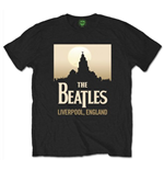 T-shirt The Beatles: Liverpool England