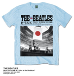 T-shirt The Beatles: At the Budokan