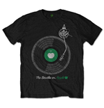 T-shirt The Beatles: Apple Turntable