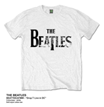 T-shirt The Beatles: Drop T Live in DC