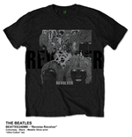 T-shirt the Beatles: Reverse Revolver