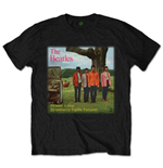 T-shirt The Beatles: Strawberry Fields Forever