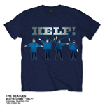 T-shirt The Beatles: Help!