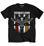 T-shirt System of a Down: Eagle Colours
