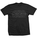 T-shirt Star Wars: Force Awakens Logo