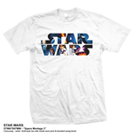 T-shirt Star Wars: Space Montage 3