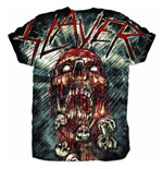T-shirt Slayer: War Painted Blood