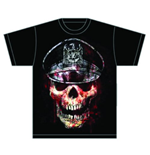 T-shirt Slayer: Skull Hat