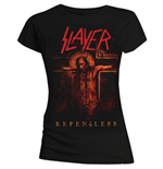T-shirt Slayer: Repentless Crucifix