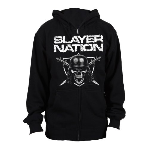 Sweat à Capuche Slayer: Slayer Nation
