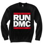 Sweatshirt Run DMC: DMC Logo