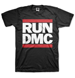 T-shirt Run DMC: Logo