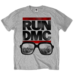 T-shirt Run DMC: Glasses NYC