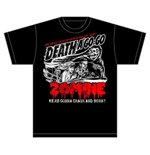 T-shirt Rob Zombie: Zombie Crash