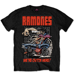 T-shirt Ramones: Outta Here