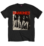 T-shirt Ramones: Rocket to Russia
