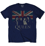 T-shirt Queen Union Jack