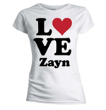 T-shirt One Direction: Love Zayn