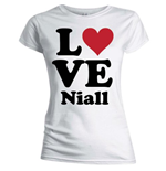 T-shirt One Direction: Love Niall