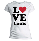 T-shirt One Direction: Love Louis