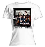 T-shirt One Direction: Made in the A.M. (Taille L)