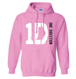 Sweat à Capuche One Direction: Logo