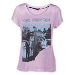 T-shirt One Direction: Take me Home- Ripped