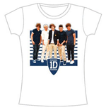T-shirt One Direction - One Ivy League