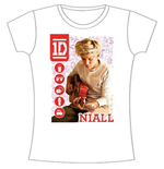 T-shirt One Direction: 1D Niall Symbol Field