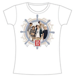 T-shirt One Direction: Nautical