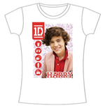 T-shirt One Direction: 1D Harry Symbol Field