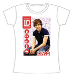 T-shirt One Direction Liam