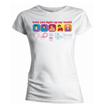 T-shirt One Direction: Line Drawing