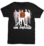 T-shirt One Direction: New Standing