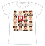 T-shirt One Direction: Polaroid Band