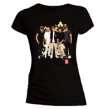 T-shirt One Direction: Flowers